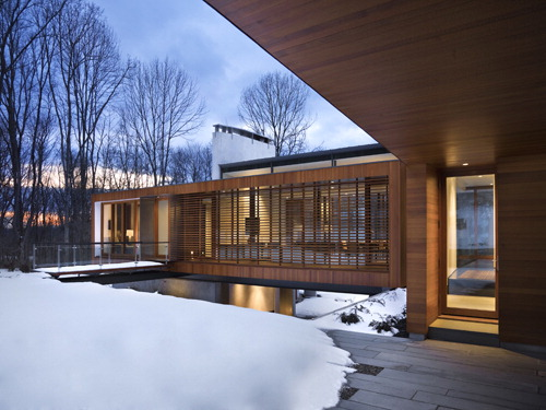 South Kent House, Location: South Kent CT, Architect: Joeb & Partners