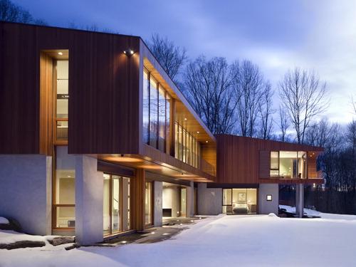 South Kent House, Location: South Kent CT, Architect: Joeb & Partners